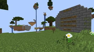 Eden Survival (Java Edition) Minecraft Map & Project
