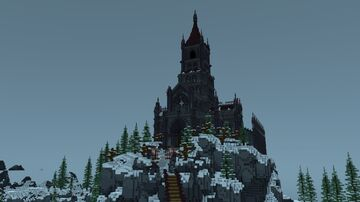 Ariandel Chapel [DS3] Minecraft Map & Project