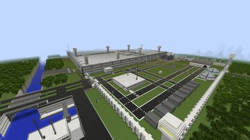 SCP SITE-19 Minecraft Map & Project