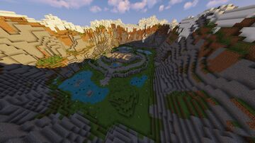 REC Kit Pvp map Minecraft Map & Project