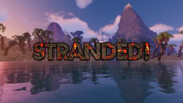 Stranded! Minecraft Map & Project