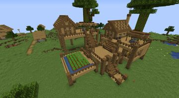 House for a Friend Minecraft Map & Project