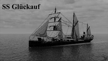 SS Glückauf (1886)   Full Interior   Download Minecraft Map & Project