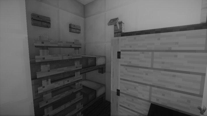 Crew stateroom