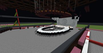 Sweetener World Tour Ariana Grande Minecraft Map & Project