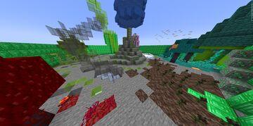 EmeraldRushers mc:1.17.1                 (BETA 1.1) Minecraft Map & Project