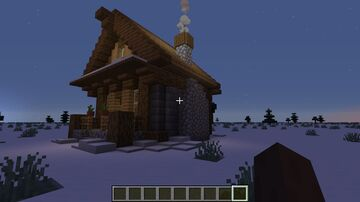 Small Home Minecraft Map & Project