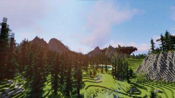 Epic Giant Platform (1.16.3) Minecraft Map & Project