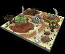 Skeletal Desert KOTH [100x100] Minecraft Map & Project