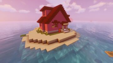 kame house Minecraft Map & Project