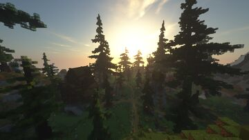 PvP Map ► [information in the description] Minecraft Map & Project