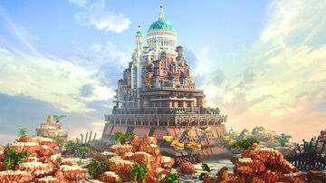 Mortal Engines Minecraft Map & Project