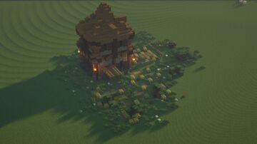Medieval house from Builder Denis Minecraft Map & Project