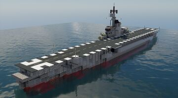1:5 Scale Ships! Minecraft Map & Project