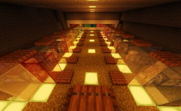 Sheep/Wool Extractor Auto-Farm Minecraft Map & Project