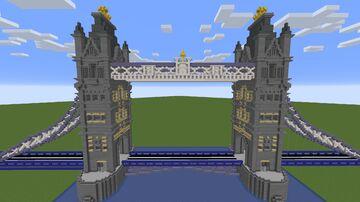 Tower Bridge - London Minecraft Map & Project