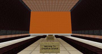 Creative Island Minecraft Map & Project