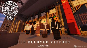 Panem Forever | District 4 Creation | World of the Hunger Games | Java Server Minecraft Map & Project