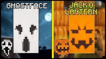 10 Halloween Banner Designs Minecraft Map & Project