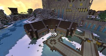 🍎 Mystic Apples: A Part of my Past That Seems to be a Part of my Present 🍎 Minecraft Map & Project