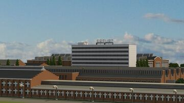 ERFURT factory DDR Minecraft Map & Project