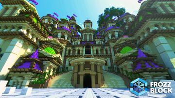 MainLobby For Vicnix Network Minecraft Map & Project