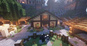 Stud Farm Minecraft Map & Project
