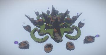 Mapa de SkyWars de Hypixel - Tribute Minecraft Map & Project