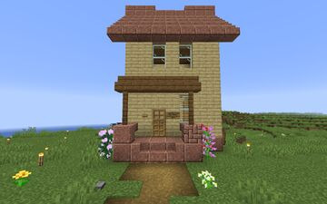 My Former Home Minecraft Map & Project