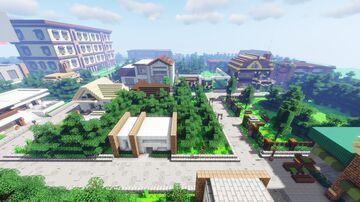 Glendalehs Minecraft Map & Project