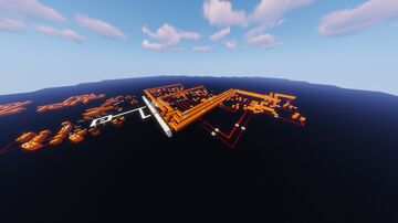 Logic gates and bits Minecraft Map & Project