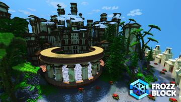 FrozzMC Network 2.0 Minecraft Map & Project