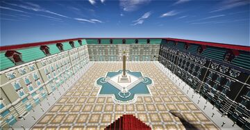 Cordusio square palace Minecraft Map & Project