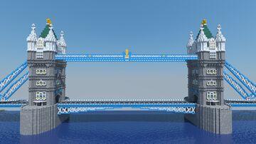 Tower Bridge   Noahstav Minecraft Map & Project