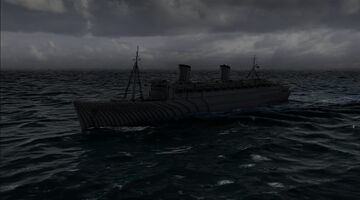 HMT Queen Elizabeth (1942) 1.5:1 Minecraft Map & Project