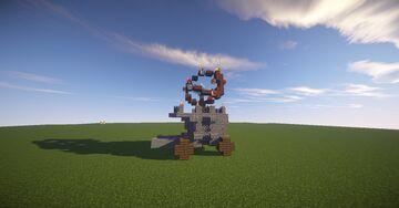 Celestial Hurricanum    Warhammer Minecraft Map & Project