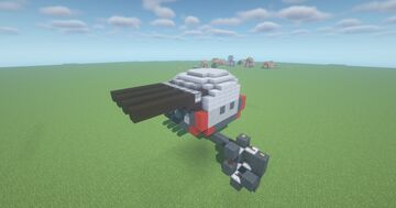 TST  -  Adjustable Trajectory TNT Cannon ( Triple Cannon | Scattershot | Movecraft Compatible ) Minecraft Map & Project