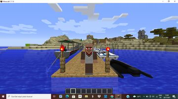 Me at the beach DOWNLOAD!!!! Minecraft Map & Project