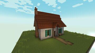 Little Bear's House Minecraft Map & Project