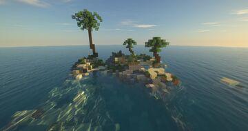 Isla Pequeña Minecraft Map & Project