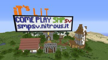 SMPsv Minecraft Server