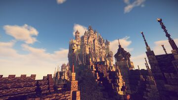 Conquest of Vanilla Minecraft Server