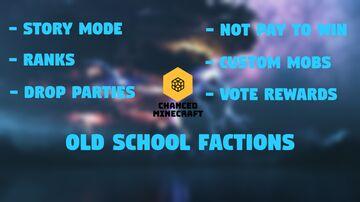 Chanced Minecraft - Old School Factions Minecraft Server
