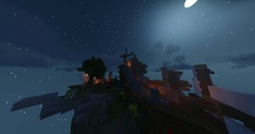 MineSMP - Custom Dimensions - No modifications required! - Custom Portals - Staff Wanted! - Economy - More! Minecraft Server