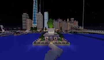 Bean City Minecraft Server