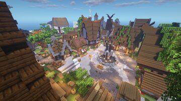 Hermitcraft Towny | Custom Enchants | Dungeons| Economy Minecraft Server