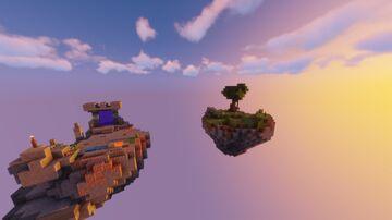 Skyland [1.8.8 - 1.16.4] Minecraft Server
