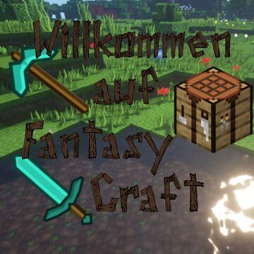 Fantasy-Craft | 1.15.2 | City-Build, FreeBuild und MiniGames Minecraft Server