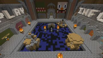 CwazyCraft - Official COPS AND ROBBERS Minecraft Server