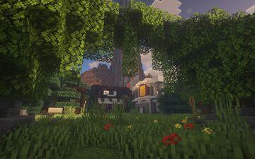 MCIsland - The First Virtual World Server! (1.15 - 1.16) Minecraft Server